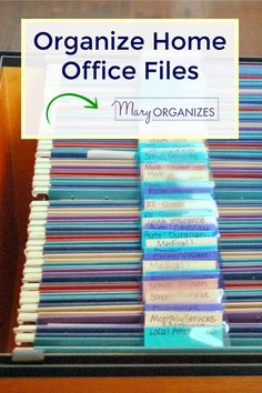 Files can be tricky, but they don't have to be. Replace your old philosophy with a new, improved way of thinking about files. Old philosophy: Create a file folder for every type of …