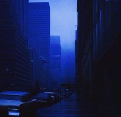 "The post ""dark blue aesthetic Blue Aesthetic Tumblr, Blue Aesthetic Dark, Rainbow Aesthetic, Aesthetic Colors, Aesthetic Pictures, Death Aesthetic, Aesthetic Art, Camille League Of Legends, Image Bleu"