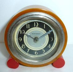 Bakelite Clocks | Bakelite Museum
