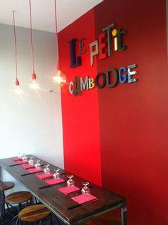 Le Petit Cambodge - Paris - 20 rue Alibert