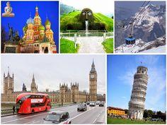 Europe Group Tours for Jain