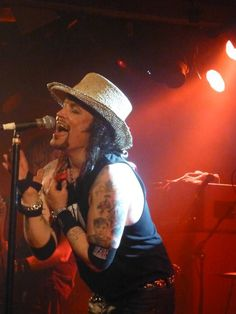 Adam Ant at The Wtaerfront, Norwich...19th April 2015