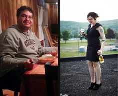 32 Mtf B&A 1yr hrt today! 100+ lbs weight loss: suicide plan to back in school: ) xoxo