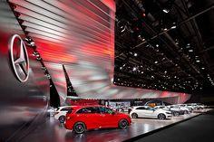 Mercedes-Benz: Silver Flow on Behance