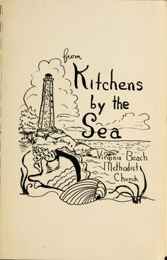 From kitchens by the sea 1962