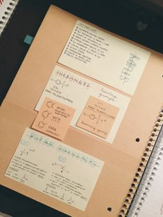 study-project: 12.3.15 // Made a check list of things to study on within this chapter of Organic Chemistry. Then proceeded to make post-it's of the most important notes on that subject. ^^ Quite happy with how they turned out. Going to keep making some more later!