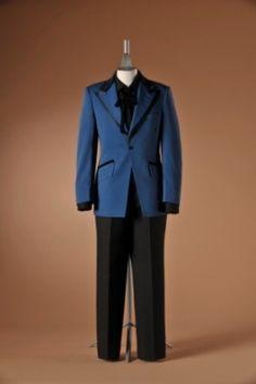 Teddyboy suit, Heidi Buffalo for After Six, c. 1956.