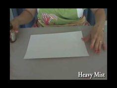 Glimmer Mist Techniques 101 Tutorial part 1 Complete guide