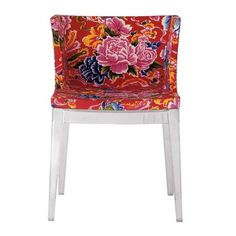 Too fun!!!!   I pinned this Kartell Mademoiselle Chair from the Design Report event at Joss & Main!