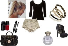 """Vanessa"" by princess4916 ❤ liked on Polyvore"