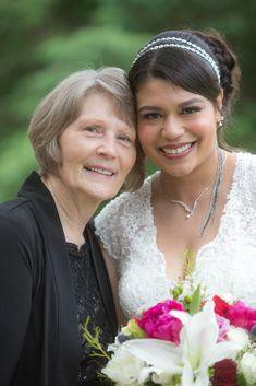 Gram and Bride!  #destinationwedding