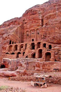 Petra! Gah, I want to see this so bad!