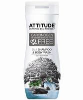 love this 2 in 1 shampoo and body wash! smells great #influenster #nuturevoxbox #attitudeattarget