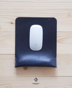 Save 30% & FREE Shipping / Leather Mousepad for Designers, Bloggers / USB Organiser / Comfortable Wrist Rest / Navy Blue by KonceptLeather on Etsy https://www.etsy.com/listing/160379766/save-30-free-shipping-leather-mousepad