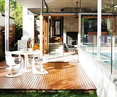 Discover sources, secrets and style tips from an architecture couple who designed and built their cool, contemporary and eco-friendly home in Manly. Apartment Interior Design, Modern Interior Design, Modern Decor, Homemade Generator, Edwardian House, Energy Efficient Homes, Home Upgrades, Eco Friendly House, Australian Homes