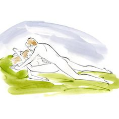 The Seashell—Sex Positions