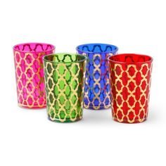 Moroccan Inspired votives