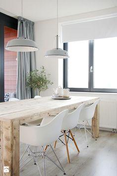 Inspiracja 9design: Nowoczesny styl skandynawski - zdjęcie od 9design - Jadalnia - Styl Skandynawski - 9design