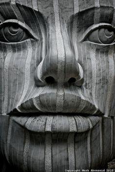 Escultura de Rabarama.-