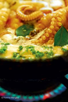 Delicious Mauritian food... The gadjaks are tasty appetizers of Indian origins.  http://sundays.sunresortshotels.com/no7/#68