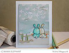 Mama Elephant Designer Series | Honey Bunny