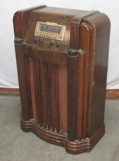 1000 Images About Console Floor Standing Pedestal Radios