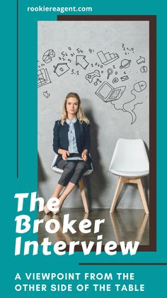 The Broker Interview – a Viewpoint from the Other Side of the Table