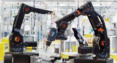 Inspirujący poradnik dotyczący budowy i uruchomienia prostego ramienia robotycznego wykonanego w technice druku 3D oraz przy użyciu systemu igus robolink D