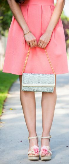 Love it! | What I Wore For Easter by Stylishly Me