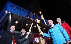 Das Herz der Tiroler Gastfreundschaft brennt in Sotschi: Austria Tirol House feierlich eröffnet | Fotograf: Jochum | Credit:Tirol Werbung | Mehr Informationen und Bilddownload in voller Auflösung: http://www.ots.at/presseaussendung/OBS_20140207_OBS0001