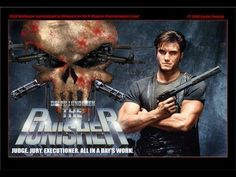 The Punisher 1989 Action, Crime, Drama Dolph Lundgren, Louis Gossett Jr., Jeroen Krabbé  When Frank Castle's family is murdered by criminals, he wages war on crime as a vigilante assassin known only as the Punisher.