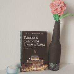 Post no Blog Mudei de Ideia sobre o livro Todos os Caminhos Levam a Roma