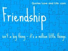 Friendship quote!!