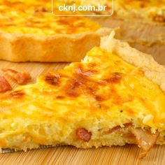 Baked Chicken Recipes, Healthy Crockpot Recipes, Healthy Breakfast Recipes, Quiche Lorraine Recipe French, Quiche Recipes, Quiches, Tasty Videos, Candy Recipes, Vegetarian Recipes