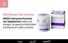 #Meg21 tiene la solución a los problemas de la #piel de tu #cuello