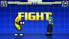 The Dancing Banana VS Jenny The Robot From The My Life As A Teenage Robot Series In A MUGEN Match This video showcases Gameplay of Jenny Wakeman The Robot From The My Life As A Teenage Robot Series VS The Dancing Banana In A MUGEN Match / Battle / Fight