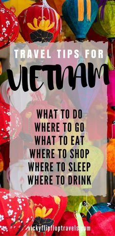 Vietnam Travel Tips for anyone going to Vietnam any time soon. And, this post links to all my other Vietnam posts so that you can get clued up on where to go, what to eat, where to stay and how to make the most of two weeks in Vietnam.