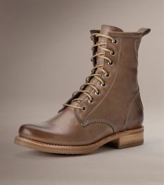 Our combat boot, arriving soon.