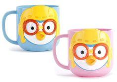 Pororo mugs! Childrens Cup, Kids Hands, Prince And Princess, Adoption, Household, Wildlife, Mugs, Deco, Cakes