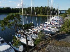 In Stockholm Archipelago: Getudden & Paradiset Stockholm Archipelago, Finland, Denmark, Norway, Sweden, Sailing, Boat, Summer, Candle