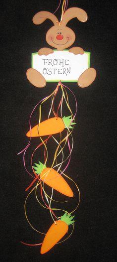 """Fensterbild / Kette aus Tonkarton """" Frohe Ostern """" Frühling / Ostern FOR SALE • EUR 4,50 • See Photos! Money Back Guarantee. Fensterbild / Kette aus Tonkarton """" Frohe Ostern """" Länge ca. 65cm Beidseitig gearbeitet. Liebevoll coloriert. Schauen Sie sich auch meine anderen Auktion an. Versand erfolgt immer nur Freitags. Privatverkauf: 132151251178"""