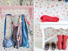 Mudroom inspiration - The Yvestown Blog