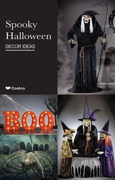 scare up some fun with our newest decorations halloween horrorhalloween - Halloween Horror Decorations