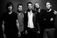 Imagem: Maroon 5 fará apresentação no AMA 2016