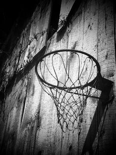 Indiana Hoop Canvas Print / Canvas Art by Michael L Kimble