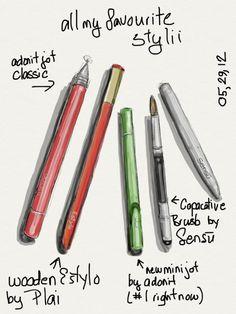 May 29...favourite stylus'