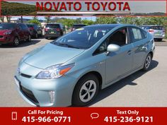 2012 Toyota Prius Three 21k miles Call for Price 21822 miles 415-966-0771 Transmission: Automatic  #Toyota #Prius #used #cars #NovatoToyota #Novato #CA #tapcars