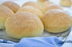 e-cocinablog: bollos dulces de brandy Hamburger, Bread, Food, Homemade Jelly, Homemade Biscuits, Buns, Breakfast, Sweets, Eten