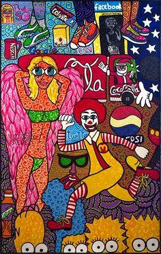 Honys Torres Artista Neo POP: El Museo Mateo Manaure Adquiere una Obra de HONYS ...