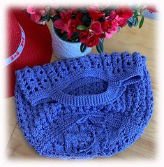 Ravelry: Metamorphosis Market Bag pattern by Knitwits Heaven Ribbon Yarn, Writing Styles, Needles Sizes, Market Bag, Folded Up, Ravelry, My Design, Heaven, Crochet Hats